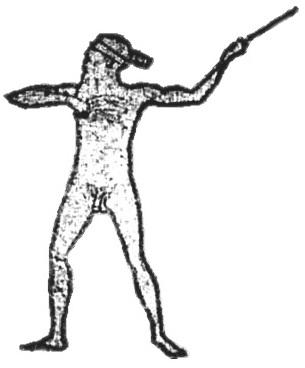 Outline of Marree Man.
