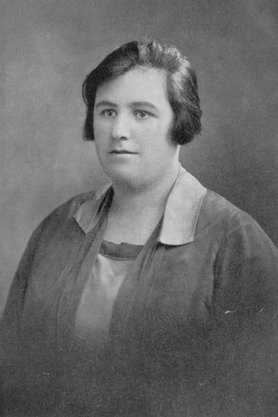 Portrait of Helen Duncan