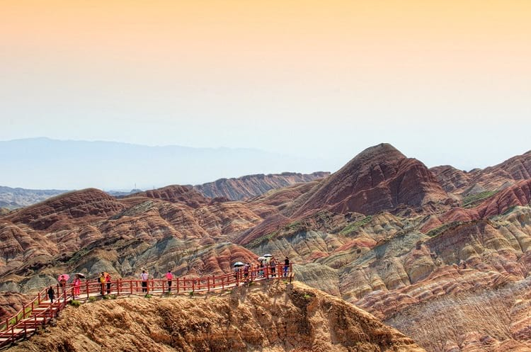 Danxia Landform: National Geopark
