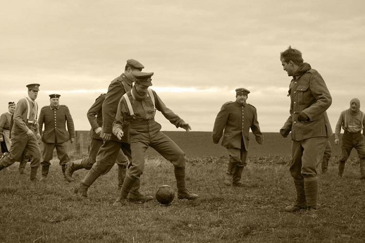 The Most Inspiring Football Match in History: Christmas Truce of ...