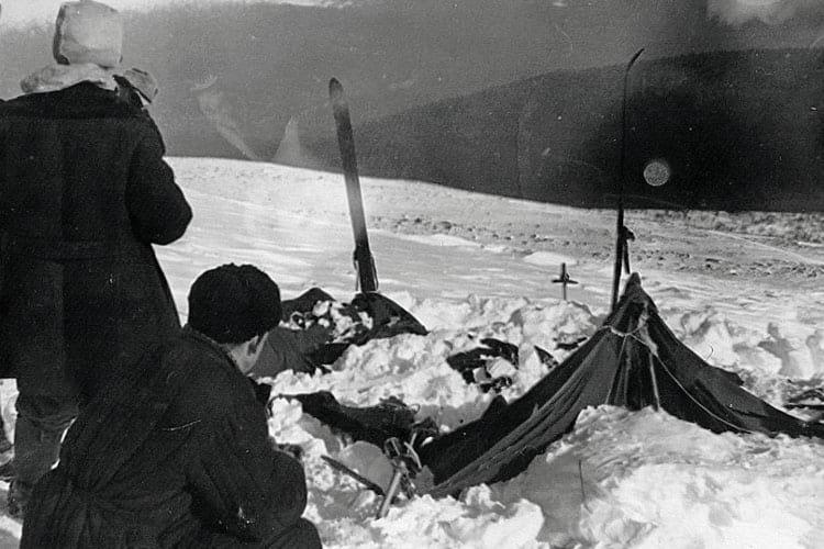 Dyatlov Pass incident.