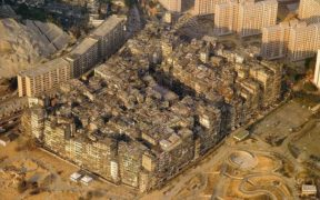 Kowloon Walled City,