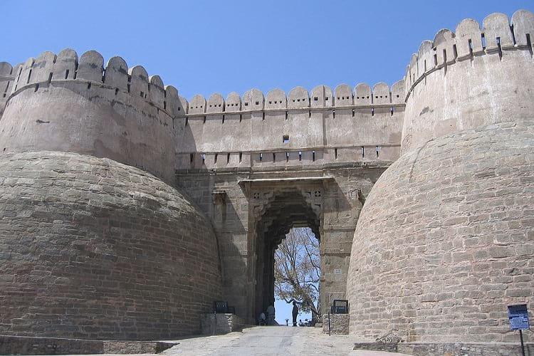 Ram Pol, Kumbhalgarh Fort