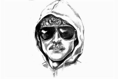 Sketch of Unabomber