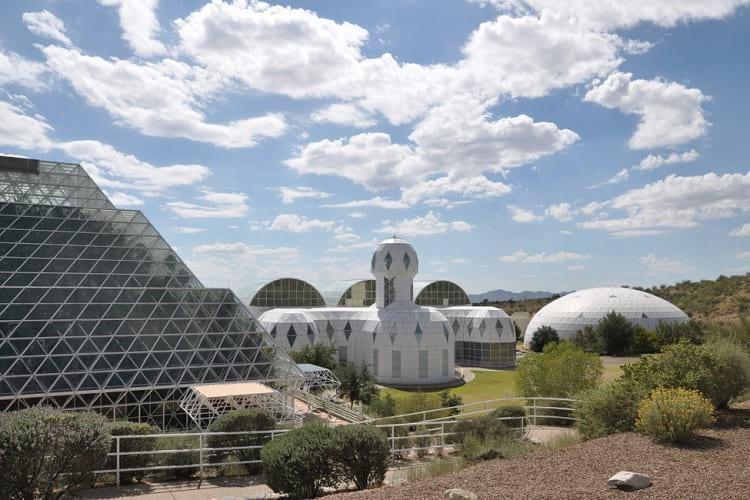 Biosphere 2 campus