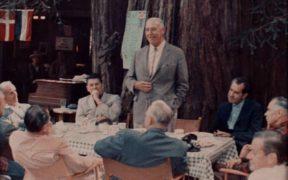 Bohemian grove meeting, 1967