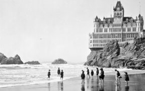 The third and the most majestic cliff house.
