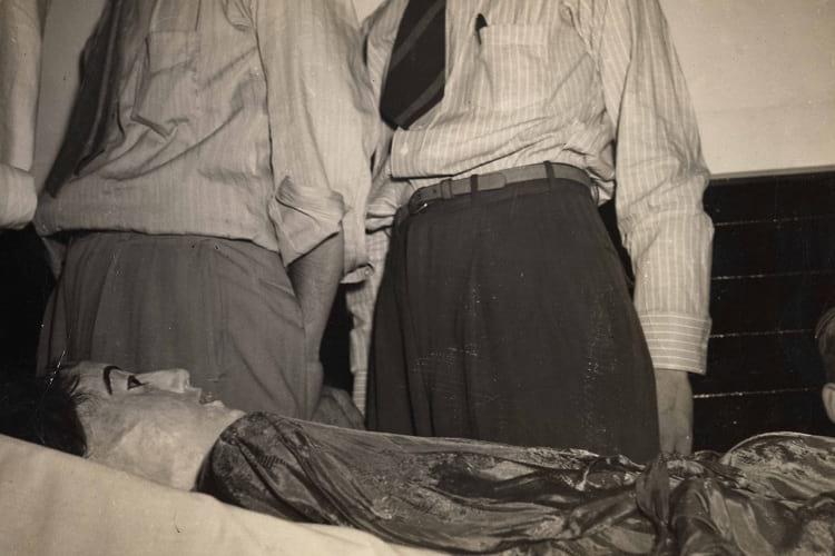 Body of Elena