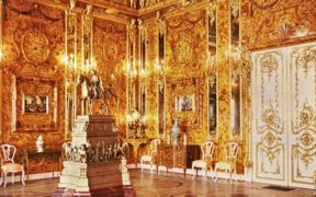 Original Amber room