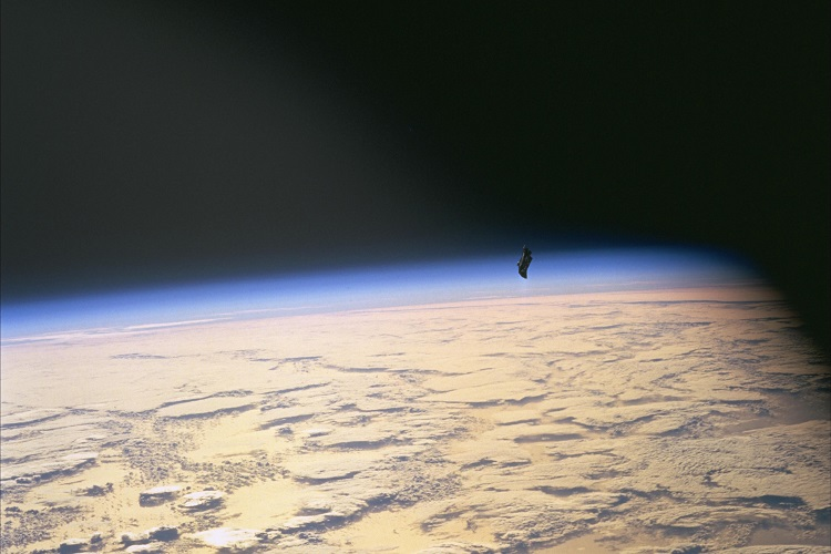 Black Knight satellite conspiracy