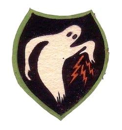Ghost army insignia.