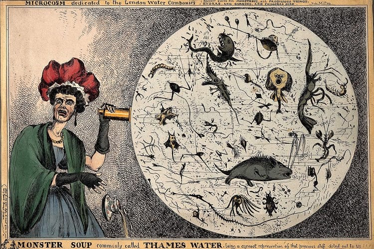 Great Stink of 1858