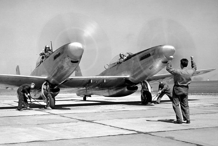 XF-82 Twin Mustang