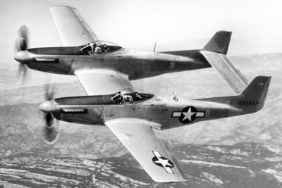 North American XP-82 Twin Mustang