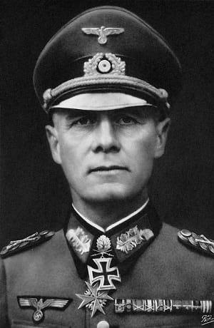 Erwin Rommel.