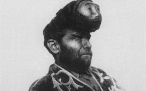 Portrait of Pasqual Pinon.