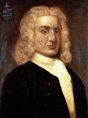 Painting of Captain Kidd