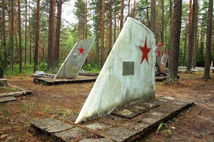 Ämari Pilots' Cemetery