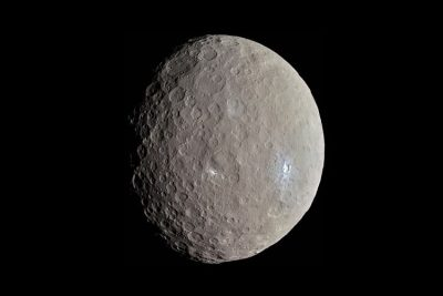 Ceres, dwarf planet.