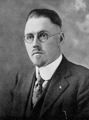 Dr. John R. Brinkley.