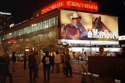 Marlboro Man billboard