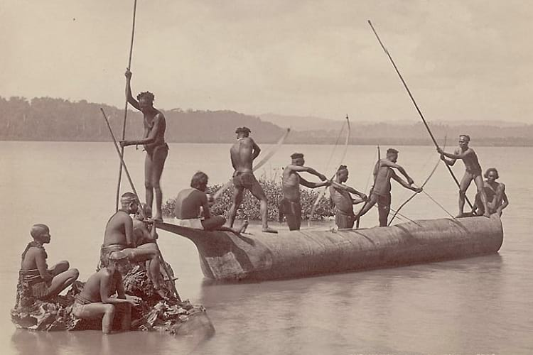 North Sentinel Island: Sentinelese people