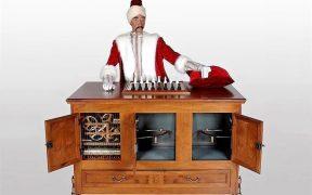 The Mechanical Turk and its mechanics.