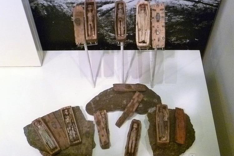Edinburgh's Miniature Coffins