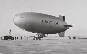U.S. Navy L-8