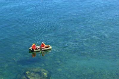 Clearwater of Lake Baikal