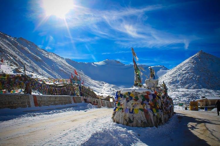 Nubra Valley in Ladakh: Khardung La Pass