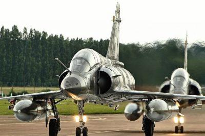 Dassault Mirage 2000.