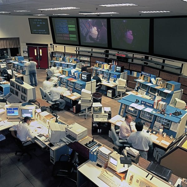 Deep Space Network Operations Center