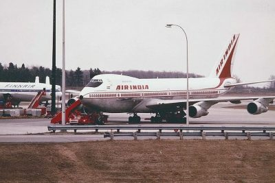 File photo of Air India.