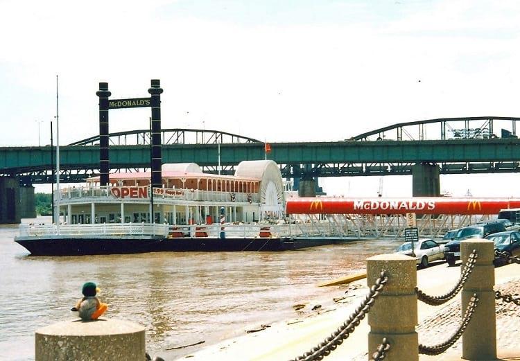Riverboat McDonald