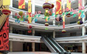 South China mall.