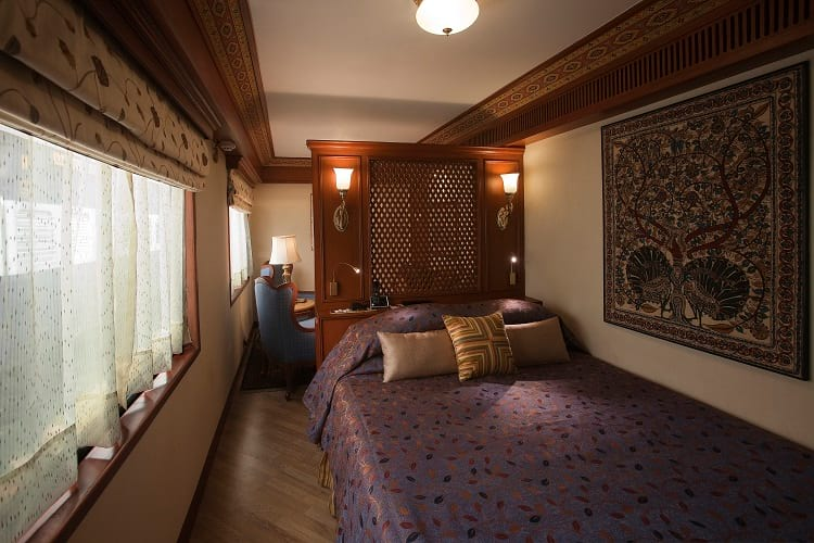 Maharajas' Express rooms