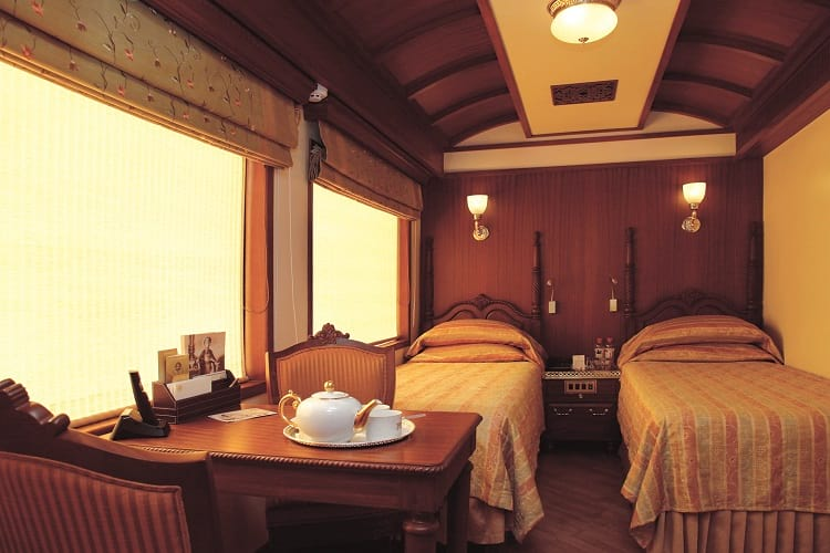 Junior suit of Maharajas' Express