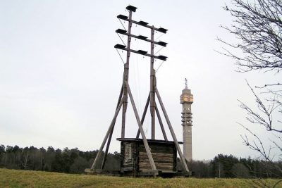 Optical telegraph in Stockholm