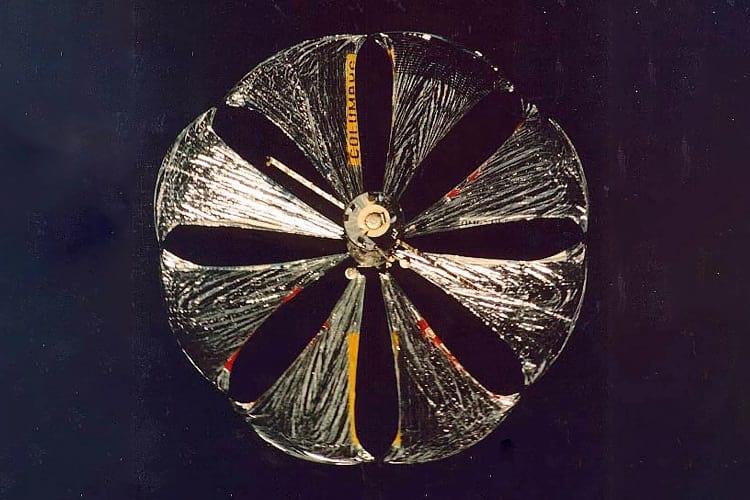 Znamya Satellite