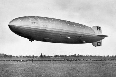 LZ 129 Hindenburg.