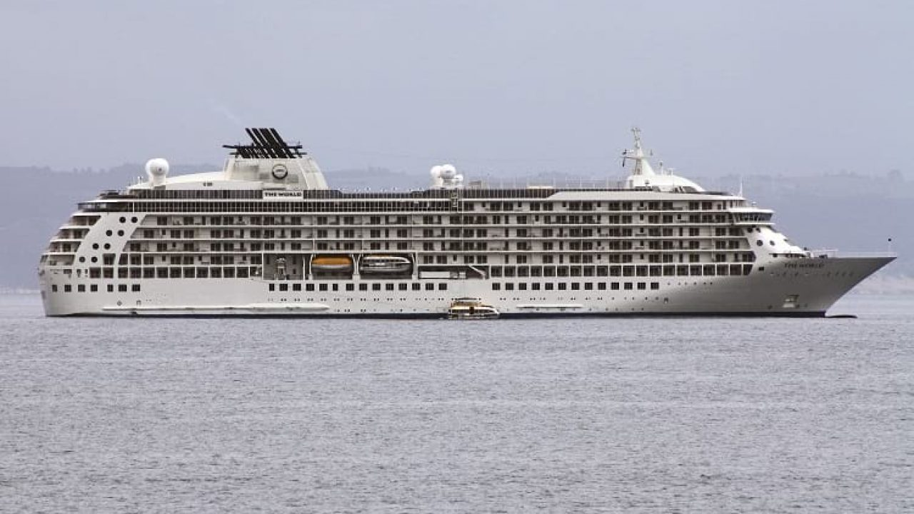 Ms The World Life On Board The World S Largest Residential Cruise