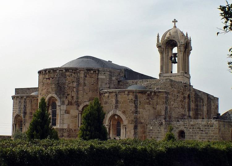 Saint John Church, Byblos.
