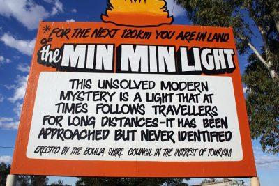 Min Min light