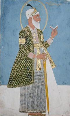 Nizam-ul-Mulk, Asaf Jah I.