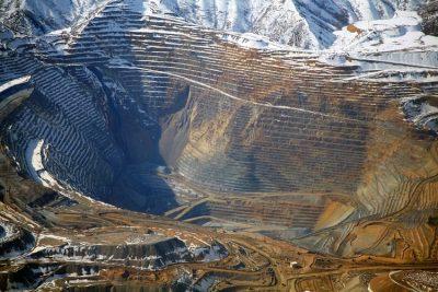 Bingham Canyon Mine.