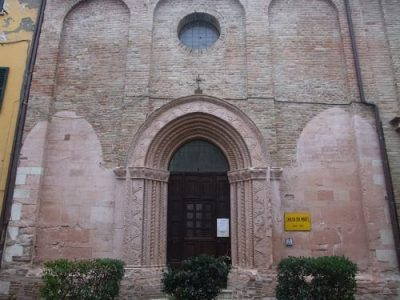 Church of the Dead entrance.