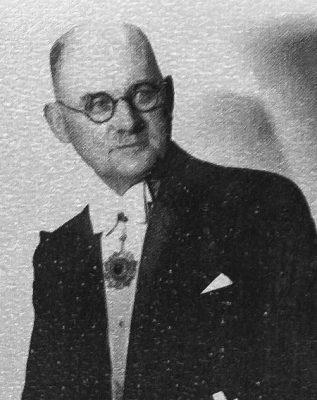 John Rabe.