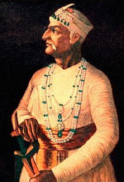 Mir Nizam Ali Khan.