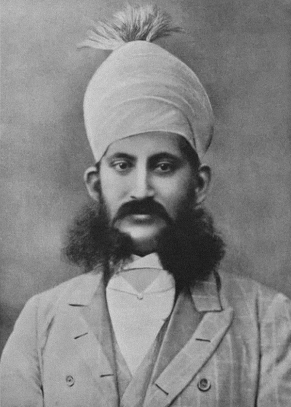 Nizam Mahboob Ali Khan.